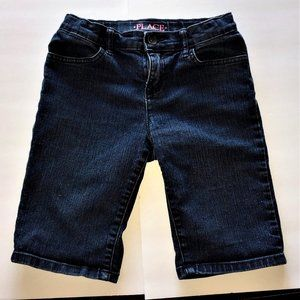 Children's Place Girls Denim Shorts Size 10
